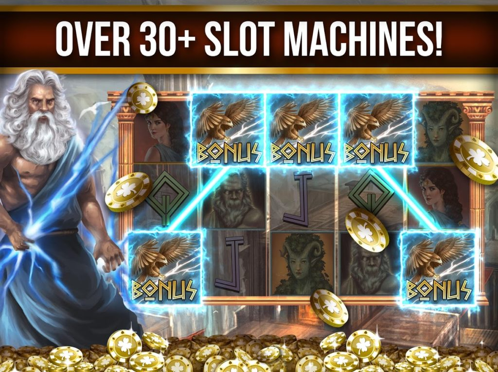 Slots Games Misconceptions - Here's a Sample Game Hot Vegas Slot Machines
