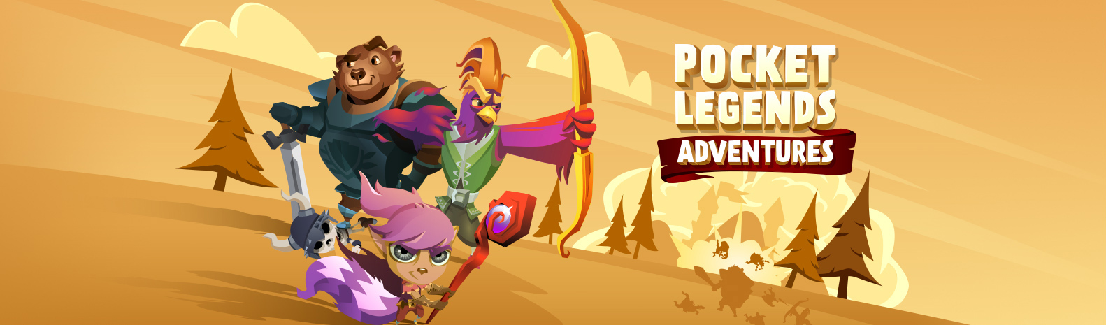 Pocket Legends Adventures Hero