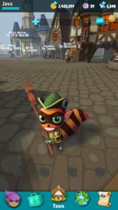 Pocket Legends Adventures Screenshot 1