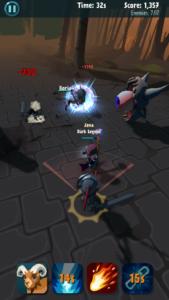 Pocket Legends Adventures Screenshot 2