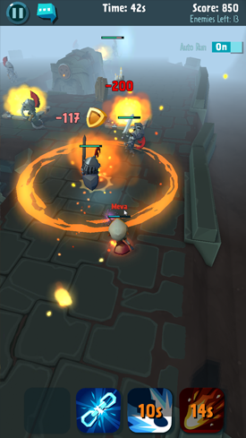 Pocket Legends Adventures Screenshot 3