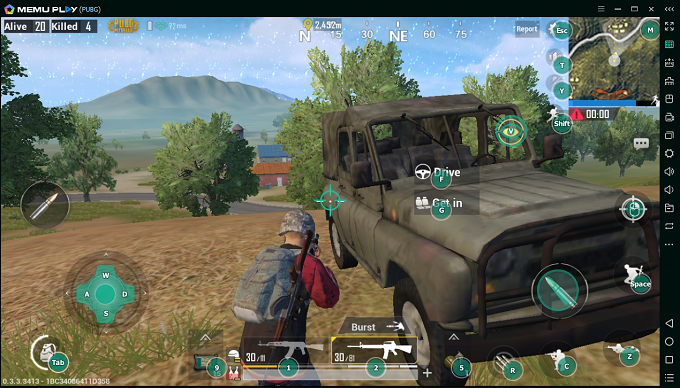 Tweaked Pubg Mobile To Look Like The Pc Version Pubgmobile